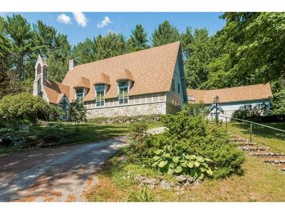 Holderness Single Family Home Active Under Contract: Shepard Hill Road