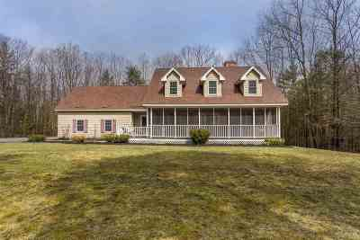 Kittery Single Family Home Active Under Contract: 23 Lynch Lane