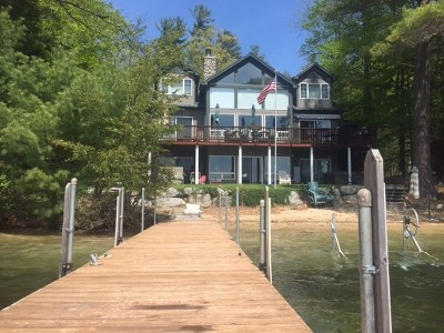 Meredith Single Family Home Active Under Contract: 157 Pinnacle Park Road