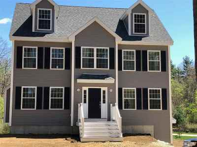 Madbury Single Family Home For Sale: 3 Mill Hill Road