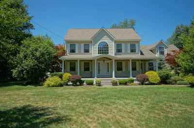 Londonderry Single Family Home For Sale: 41b Clark Road