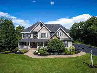 Hooksett Single Family Home For Sale: 39 Post Road
