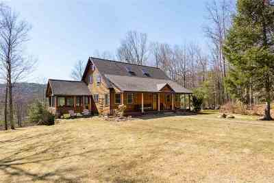 Sandwich Single Family Home Active Under Contract: 292 Dale Road