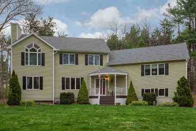 Derry Single Family Home For Sale: 105 Olesen Road