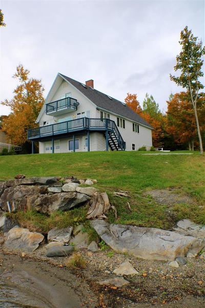 Orleans County Single Family Home For Sale: 7833-2 Vt Rte 111 Route