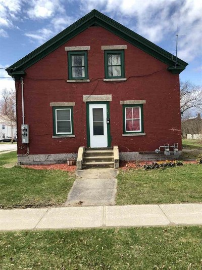 Swanton Multi Family Home For Sale: 28 Greenwich Street
