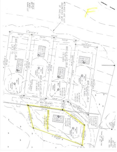 Richmond Residential Lots & Land For Sale: Lasalette Lane