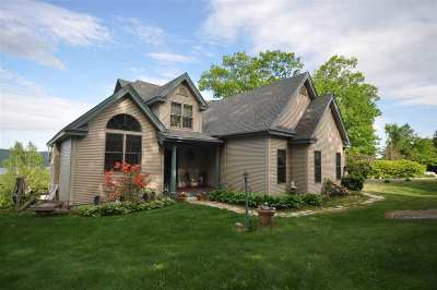 Hebron Single Family Home For Sale: 66 Panorama Lane