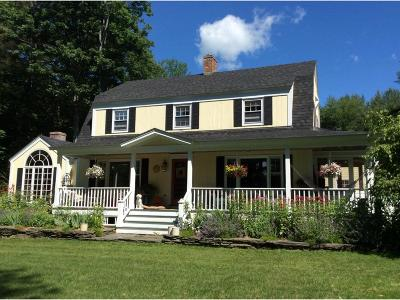 Woodstock Single Family Home For Sale: 492 Westerdale Road