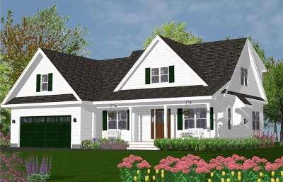 Durham Single Family Home For Sale: Lot 2 Oak Knoll Lane #2