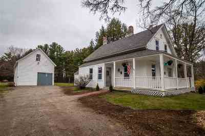 Kingston Single Family Home For Sale: 22 Old Coach Road