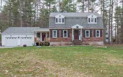 Pelham Single Family Home Active Under Contract: 2 Simpson Road