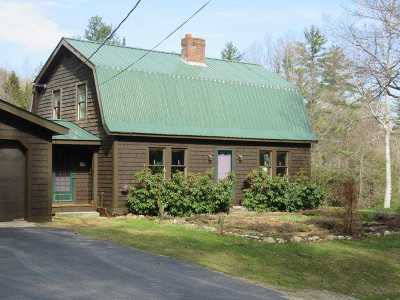 Grafton Single Family Home For Sale: 391 Williams Hill Road