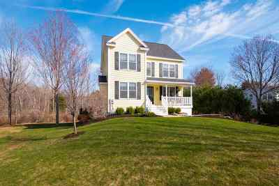 Dover Single Family Home Active Under Contract: 12 Lucy Lane