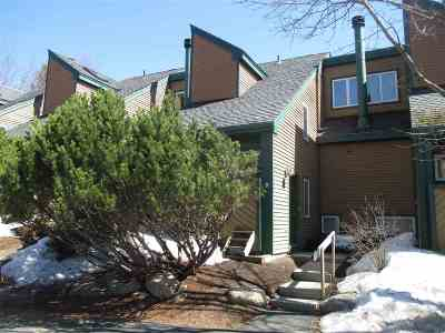 Waterville Valley Condo/Townhouse For Sale: 42 Tyler Spring Way #8