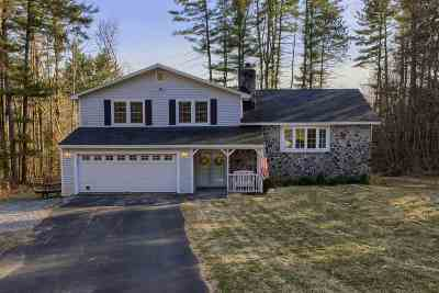 Windham Single Family Home For Sale: 28 Sharon Road