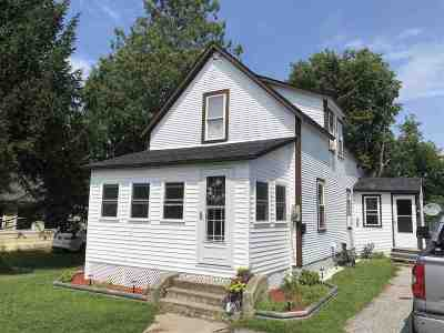 Swanton Single Family Home For Sale: 63 Liberty Street