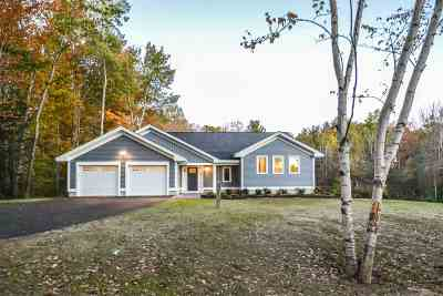 Single Family Home For Sale: Lot 13-135 Betty Lane #13-135