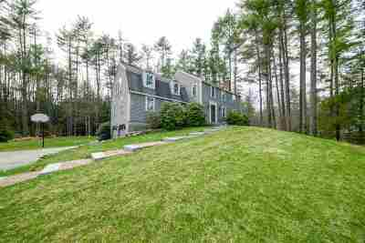 Amherst Single Family Home Active Under Contract: 10 Bloody Brook Road
