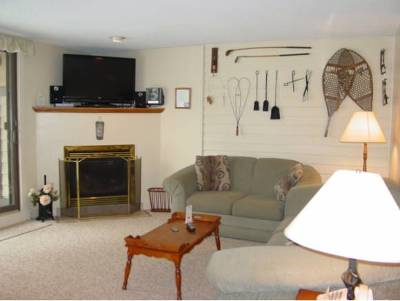 Cambridge Condo/Townhouse For Sale: Riverside 50 At Smugglers' Notch Resort #50