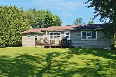 North Hero Single Family Home For Sale: 8153 Us 2 Route