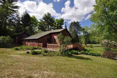 Hebron Single Family Home For Sale: 195 Groton Road