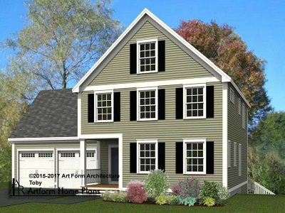 Lee Single Family Home For Sale: 4 Chestnut Way #Lot 2