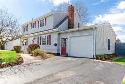 Nashua Single Family Home Active Under Contract: 209 Lund Road Road