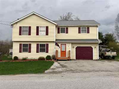 Franklin Single Family Home For Sale: 48 Square Road
