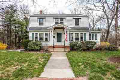 Milford Single Family Home Active Under Contract: 79 Summer Street