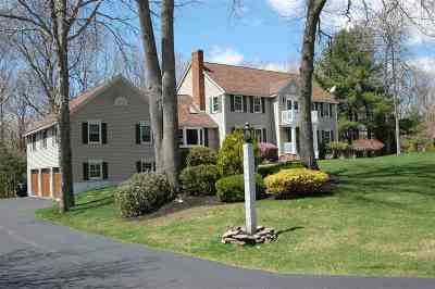 Salem Single Family Home Active Under Contract: 23 Hunters Run