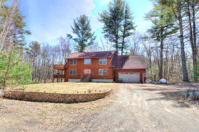 Londonderry Single Family Home For Sale: 138 A High Range Road