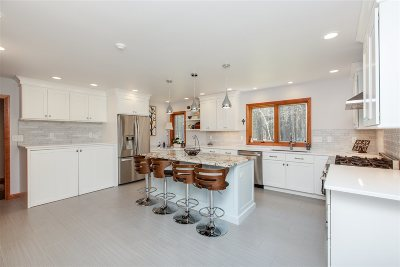 Single Family Home For Sale: 100 F W Hartford Drive
