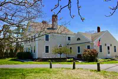 Single Family Home Active Under Contract: 333 Winnacunnet Road