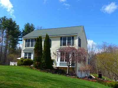 Pelham Single Family Home For Sale: 1045 Bridge Street