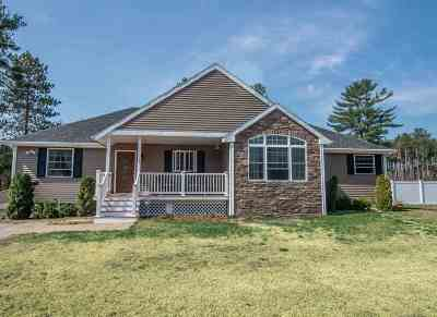 Londonderry Single Family Home For Sale: 20 Pine Street