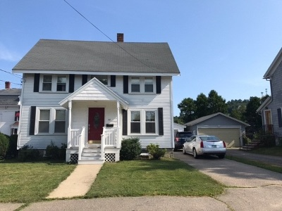 Dover Single Family Home Active Under Contract: 71 Hill Street