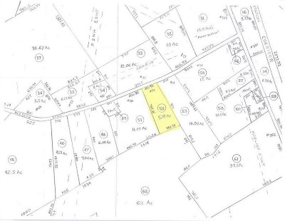 Lancaster Residential Lots & Land For Sale: 34 Wesson Road