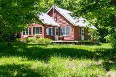 Franklin Single Family Home For Sale: 380 Blackwoods Road #With Lot