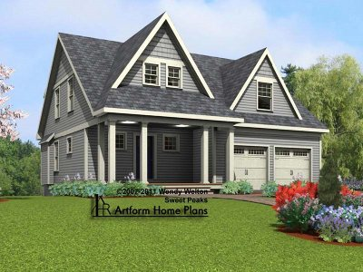 Lee Single Family Home For Sale: 8 Chestnut Way #Lot 4