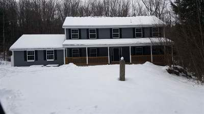 Belknap County, Carroll County, Cheshire County, Coos County, Grafton County, Hillsborough County, Merrimack County, Rockingham County, Strafford County, Sullivan County Single Family Home For Sale: 35 Winding Wood Road