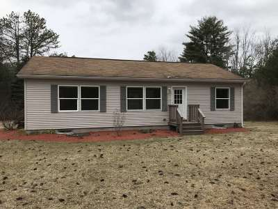 Loudon Single Family Home Active Under Contract: 40 Ricker Road