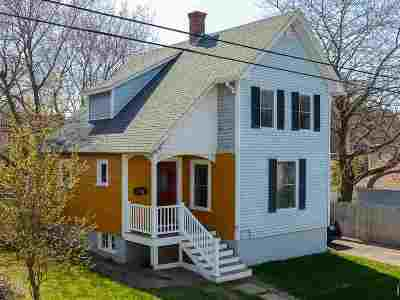 Portsmouth Single Family Home Active Under Contract: 24 Burkitt Street
