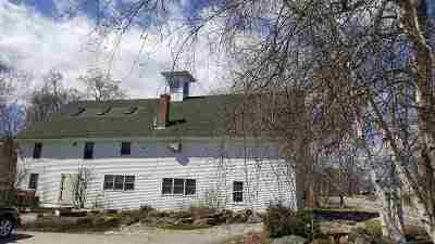 Moultonborough Single Family Home For Sale: 97 Holland Street