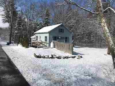 Hebron Single Family Home For Sale: 129 North Mayhew Turnpike