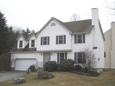 Nashua Single Family Home For Sale: 5 Bellingrath Place