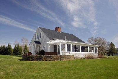 Single Family Home Active Under Contract: 763 Maquam Shore Road