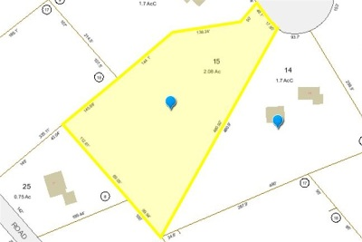 Moultonborough Residential Lots & Land For Sale: 15 Forty Acre Field Road