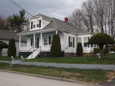 Pembroke Single Family Home Active Under Contract: 39 High Street
