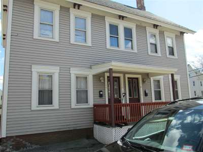 Somersworth Multi Family Home For Sale: 36 Green